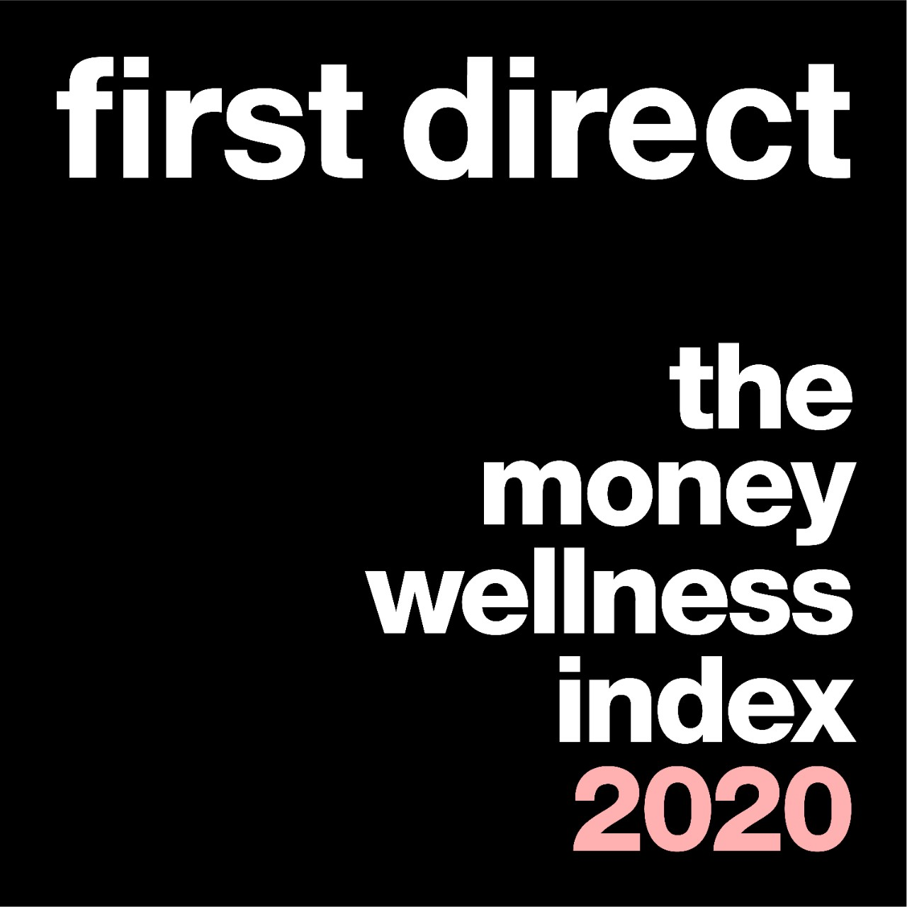 the money wellness index 2020 - find out more
